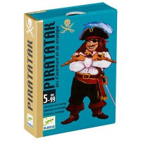 Djeco igra s kartama Piratatak