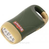 Bartl scout dinamo ručna svjetiljka