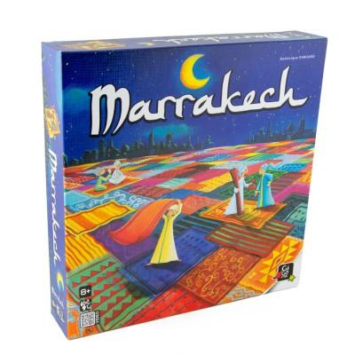 Gigamic igra Marrakech