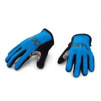 Woom kolesarske rokavice modre 5 (14,5 cm)