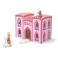 M&D drveni princezin dvorac