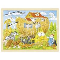 Goki sestavljanka Noetova barka 96 kosov