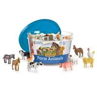 LR set za razvrščanje domače živali 60 kos