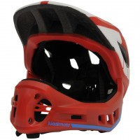 Kiddimoto IKON Helmet M 53-57 cm Red/Blue