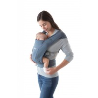 Ergobaby carrier Embrace Oxford Blue