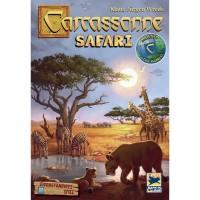 Družabna igra Carcassonne: Safari