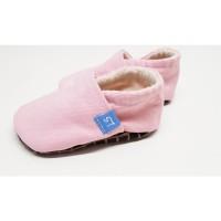 Little Snugi otroški copatki Pink