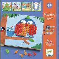 Djeco mozaik s čavlićima