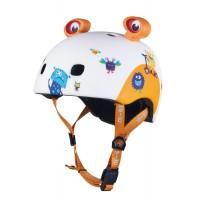 Micro čelada Pošast 3D S