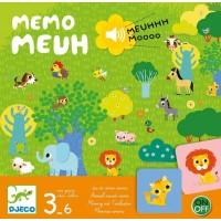 Djeco zvočni spomin Meuh