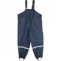 Otroške dežne hlače - roza: 92-104