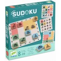 Djeco miselna igra Crazy sudoku