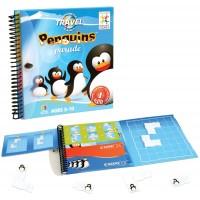 Smart games logična potovalna igra Parada pingvinov