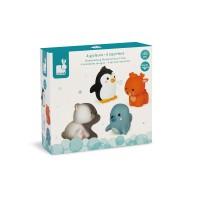 Janod polarne živali za igro v vodi
