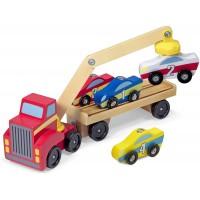 M&D magnetni kamion za prevoz vozil