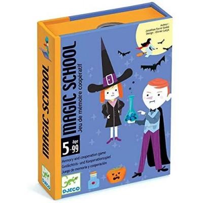 Djeco igra s kartami magic school
