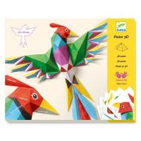 Djeco poster 3D Amazonija
