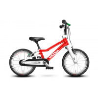 Woom 2 dječji bicikl 14 colski crveni