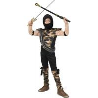 Espa Pustni kostum vojaška ninja