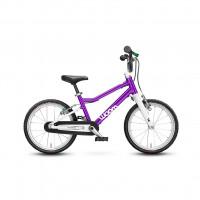 "Woom 3 Bike 16"" purple"