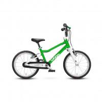"""Woom 3 Bike 16"""" green - 2019"""