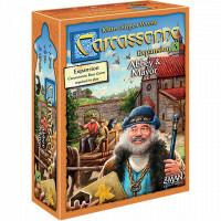 Igra Carcassonne Abbey and Mayor R - razširitev