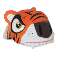 Crazy animal čelada tiger oranžna 49-55 cm