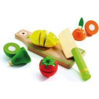 Djeco sadje in zelenjava za rezanje